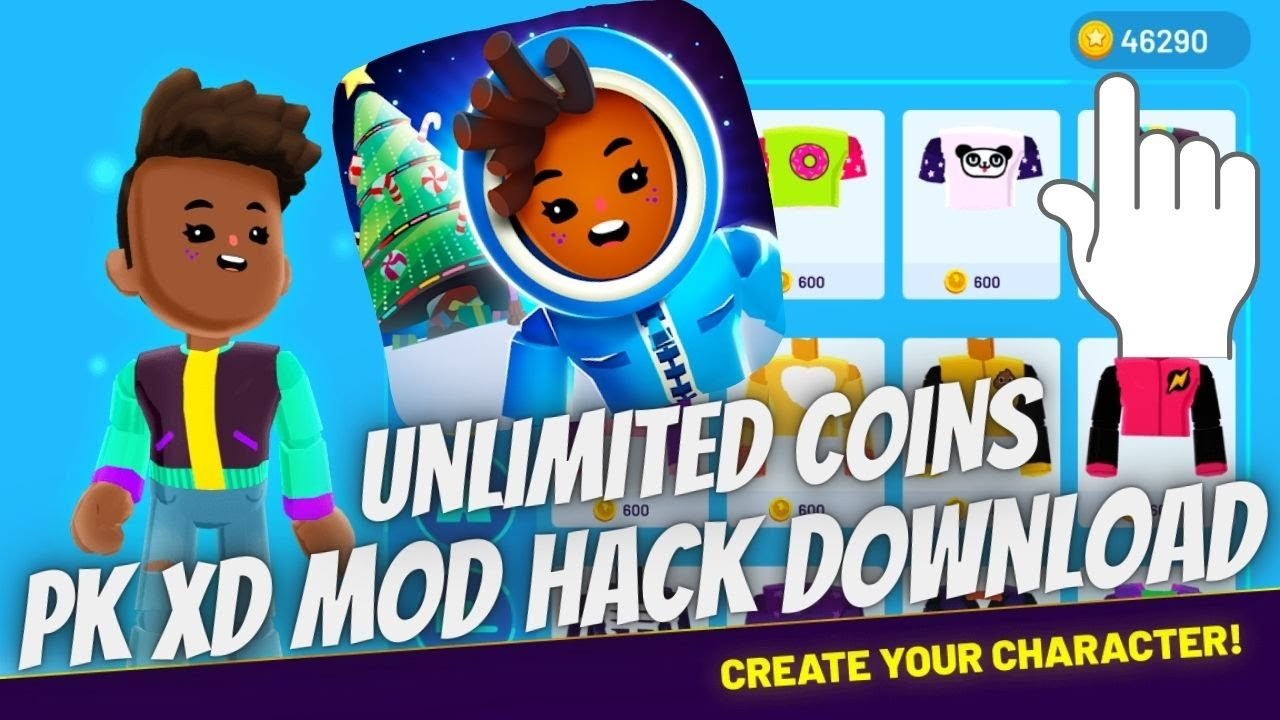 Pk Xd Mod Apk Unlimited Money And Gems New Version